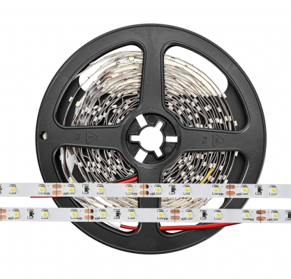 LED Strip SMD 3528 3000K DC24V 4,8W/m IP20 60 LED/m 5 Meter