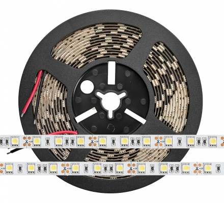 LED Strip SMD 5050 6500K DC24V 14,4W/m IP20 60 LED/m 5 Meter