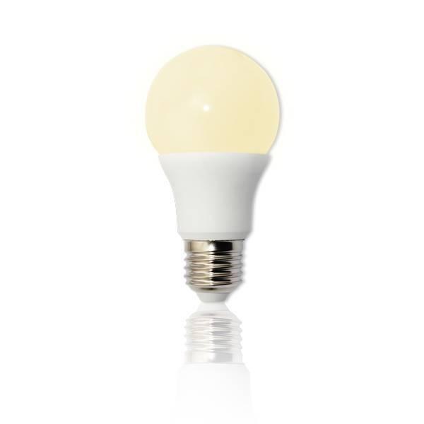 maluxled onlineshop led lampe e27 6 5w matt 2900k. Black Bedroom Furniture Sets. Home Design Ideas